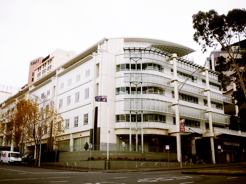 Peter MacCallum Hospital - 7 St Andrew Place East Melb